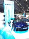 Toyota Deutschland präsentiert mit tatkräftiger Unterstützung aus Halle den neuen MIRAI